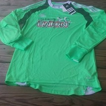 ADIDAS ONORE 14 GOALKEEPER JERSEY  medium green new - $14.15