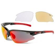 New Lazer Sports ARR Sunglasses  Extra Lenses - $49.50
