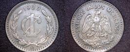 1939 Mexican 1 Centavo World Coin - Mexico - $6.49