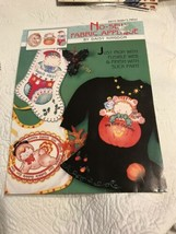 NIP Daisy Kingdom no sew Fabric Applique New BABY'S FIRST Holidays #6970 - $14.46