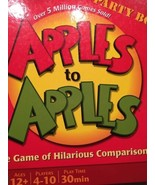 Mattel Apples to Apples Party in a Box Card Game - $16.99