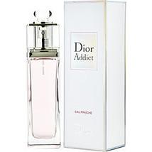 Dior Addict Eau Fraiche By Christian Dior Edt Spray 1.7 Oz (New Packaging) - $84.38
