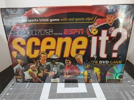 Sports powered by ESPN Scene It? The DVD Game - Factory Sealed - NEW - $14.71