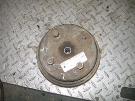 YAMAHA 1996 TIMBERWOLF 250 2X4 LEFT FRONT BRAKE DRUM HUB  PART   31,133 - $45.00