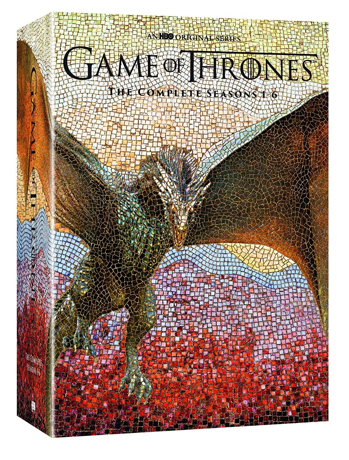 Game of thrones seasons one six boxset 1 6  dvd  2016  1 2 3 4 5 6
