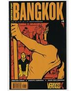 Bangkok#1 July 2003 Vertigo DC Jonathan Vankin Giusseppe Camuncoli - $1.64