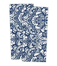 "DII Cotton Damask Kitchen Dish Towels, 28 x 18"" Set of 2, Low Lint Decor... - $10.62"