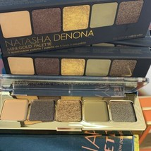 Natasha Denona MINI GOLD PALETTE New In Box Fresh