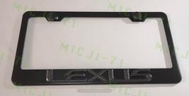 3D Lexus Carbon Fiber Stainless Steel License Plate Frame Rust Free W/ Bolt Caps - $22.99