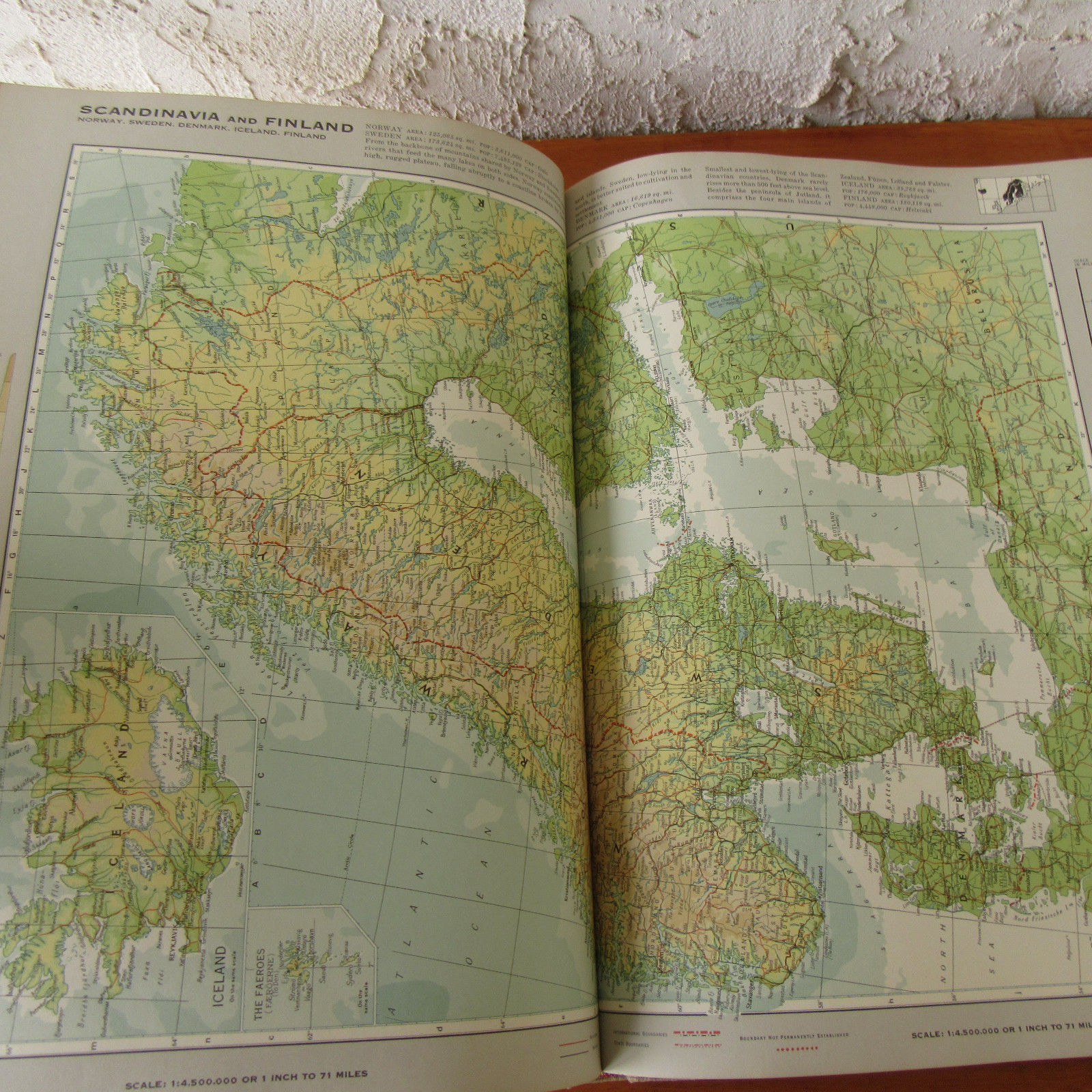 Vintage 1963 readers digest great world and 32 similar items vintage 1963 readers digest great world atlas color pictures 1st edition gumiabroncs Gallery