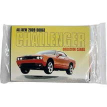 All-New 2009 Dodge Challenger Collector Cards  Brand New in Sealed Package - $9.99