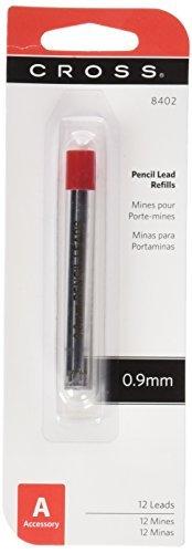 Cross Pencil Lead - 0.9mm Polymeric Leads 12 Leads