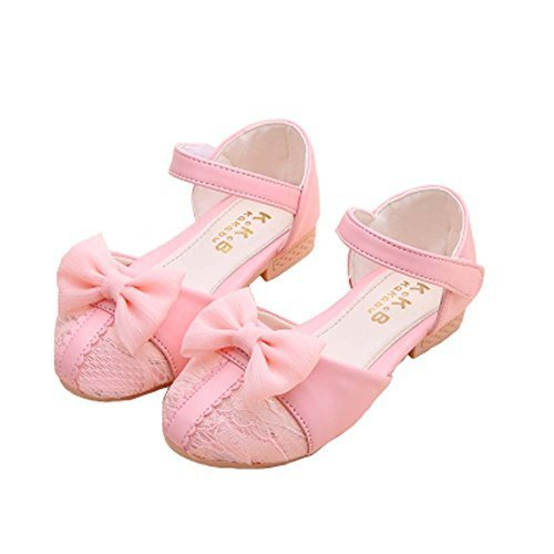 Princess Shoes Bow Girls Shoes Baby Shoes Children Sandals Summer Girls Sandals