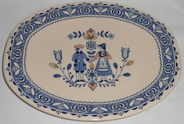 """Johnson Brothers HEARTS AND FLOWERS PATTERN 12 1/4"""" Oval Serving Platter... - $29.69"""