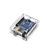 Transparent Case for Arduino UNO R3 Acrylic - $3.99