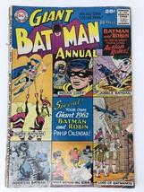 Batman (1940) Annual #2 Cover Detatched Low Grade - $29.70