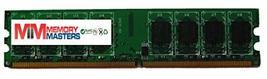 MemoryMasters Compatible 2GB PC2-6400U DDR2 800 240-Pin Non-ECC Unbuffered Dekst