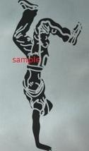 Breakdancer on Hands Cross Stitch Chart - $8.00