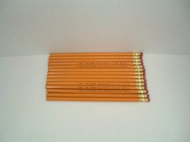 Vintage A.W. Faber balance U.S.A 210 no 2.5 14 pencil lot NOS - $23.71