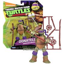 Year 2015 Teenage Mutant Ninja Turtles TMNT 5 Inch Tall Figure - DONATELLO - $34.99