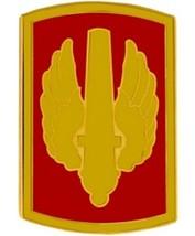 US Army 18th Fire Brigade Combat Service Badge  (2 inch) - $14.84