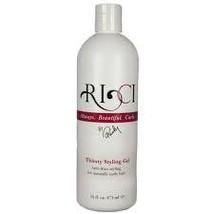 RI CI Thirsty Styling Gel 16 oz - $51.00