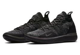 Nike Men's Zoom KD 11 Basketball Shoes (Black/Twilight Pulse) NIB AO2604... - $89.99