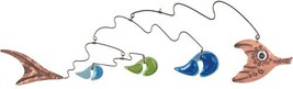 Premier Kites 82111 Gibney Bay Geo-Kinetic Fish Sculpture, Mediterranean - $15.13