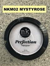 NICKA K NEW YORK PERFECTION HIGHLITER COLOR: NKM02 MISTYROSE - $2.76