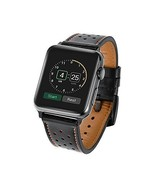 Bands Straps For Apple Watch Series 1 2 42mm Hand Made Genuine Leather B... - $36.11