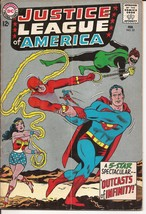 DC Justice League Of America #25 Outcasts Of Infinity Green Lantern Flash - $19.95