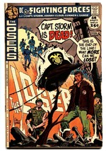 OUR FIGHTING FORCES #135 comic book 1971-DC-THE LOSERS-CAPT STORM-JOE KU... - $18.62