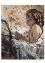 Walter Sickert Oueillade Painting Postcard - $11.49