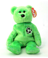 Ty Beanie Babies - Kicks The Soccer Bear DOB  August 16, 1998 New With Tag - $12.86