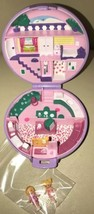 1989 Bluebird Toys Polly Pocket Polly's Flat Studio Apartment *Complete*... - $44.99
