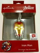 Iron Man Mask Christmas Tree Ornament Walgreens Exclusive Marvel Avenger... - $15.83