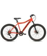 "26"" Genesis Saracino Mountain Pro Bike Off Road Trail Tires 8-Speed Bicycle - $261.85"