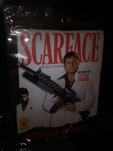 SCARFACE inflatable M-16 - $10.95