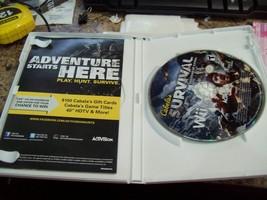 Cabela's Survival: Shadows of Katmai (Nintendo Wii, 2011) - $9.89