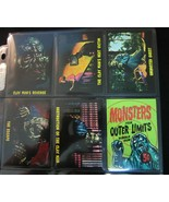 OFFICIAL OUTER LIMITS ~ REPRINT SET ~ Stamped #2418 of 5000 ~ ALL 50 CAR... - $65.44