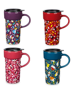 Disney Store Travel Mug Mickey Minnie Alice Seven Dwarfs 2018 - €54,96 EUR