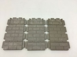 Playmobil 3447 Old House City Hall Replacement 3pc Wall Part 3442 3444 3... - $9.85