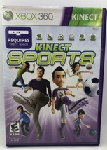 XBOX 360 Kinect Sports  Simulation Video Game Pre-owned Gaming  - $7.91
