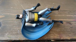 "Arkham Asyl Escape Batman Locker Actionfigur 5.5 "" Blau Kenner Dc Comics 1998 - $10.36"