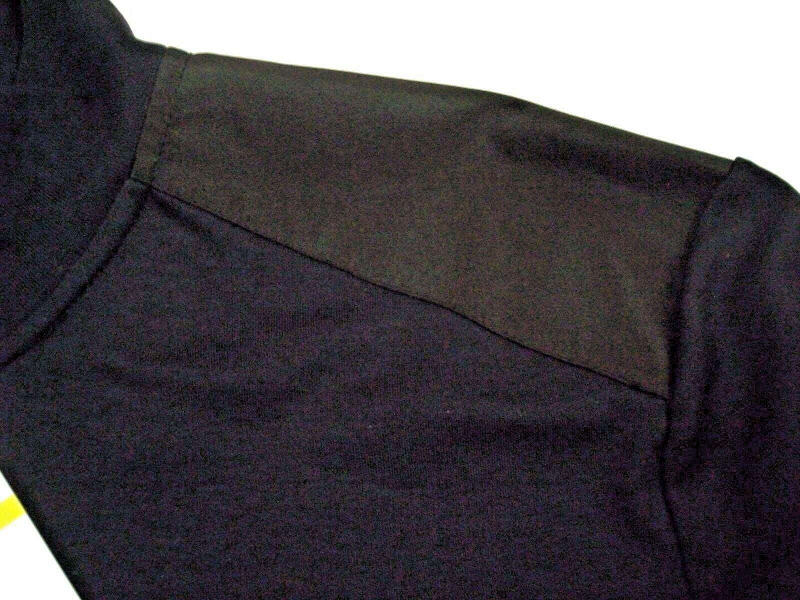 NWT Calvin Klein Liquid Cotton Active Top Men's Size Medium Black 100% Cotton