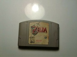 Legend of Zelda Ocarina of Time N64 Authentic Original Cartridge Only (dd) - $28.04