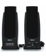 Inland Pro Sound 2000 Stereo Amplified Multimedia Computer Speakers - $9.95