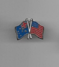Flag Hat Pin (A) - $4.95