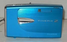 Fujifilm FinePix Z Series Z20fd 10.0MP Digital Camera - Ice blue - $46.75