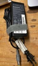 Lenovo ThinkPad Charger 92P1109 OEM 93P5026 Laptop Docking Adapter PA-1900-171 - $9.89
